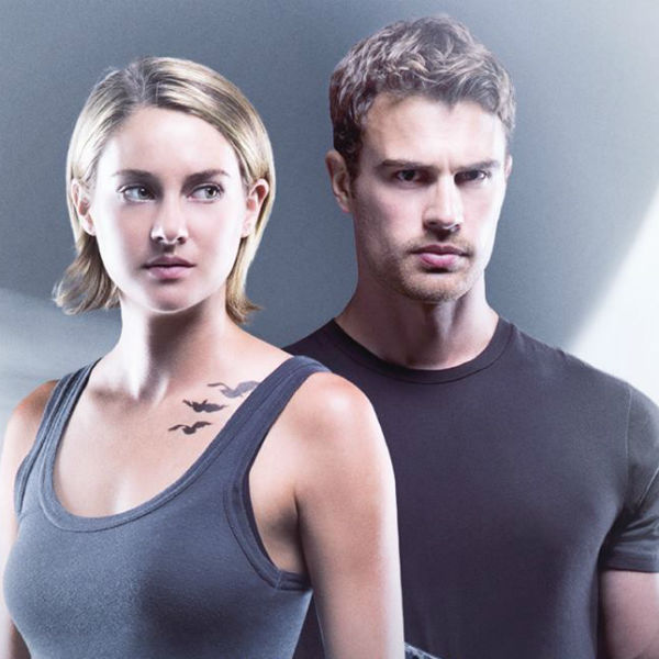 Together shailene theo and james woodley Does Theo