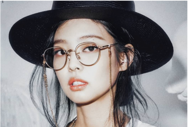 Look! Jennie Kim's 'Jentle Home' Eye wears are So Cool and Chic