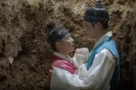 Park Bo-Gum and Kim Yoo Jung star in the KBS 2TV drama 'Moonlight Drawn by Clouds.'