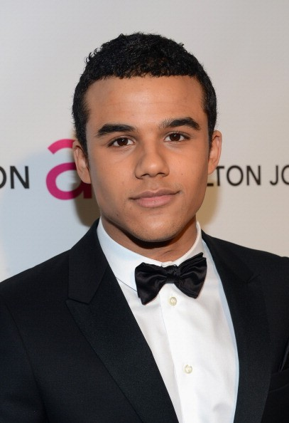 Actor Jacob Artist attended the 21st Annual Elton John AIDS Foundation Academy Awards Viewing Party at West Hollywood Park on Feb. 24, 2013 in West Hollywood, California.