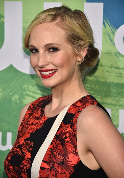Candice King attended The CW network's 2016 New York Upfront Presentation at The London Hotel on May 19 in New York City.