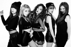 Skrillex stirs up excitement for unique new track of Korean girl group 4Minute