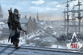 "Ubisoft is giving away one of their prized games for free, which is ""Assassin's Creed 3,"" as part of the 30th anniversary celebration."