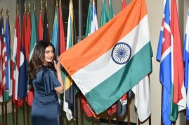 'Desi Girl' Priyanka Chopra would be in Mumbai for her Christmas and New Year break. She could agree to do a Bollywood movie during her stay in India.