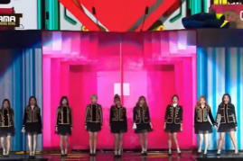 Twice performs in 2016 MAMA singing