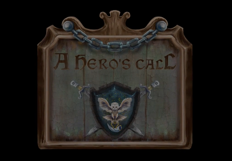 'A Hero's Call' is an upcoming fantasy-themed RPG accessible to blind players and developed by indie developer Out of Sight Games.