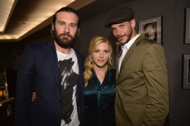 Special Event For History's 'Vikings' - Reception