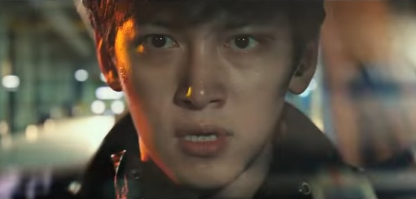 """Korean actor Ji Chang Wook will make his movie debut with """"Fabricated City"""" showing in February."""