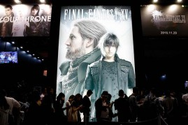 Tokyo Game Show 2016 - Day 1
