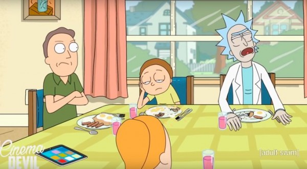 """""""Rick and Morty"""" Season 3's release date might be moved sometime in March."""