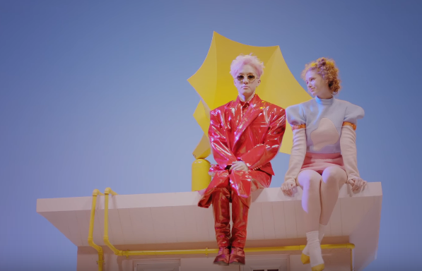 """Zion.T in his latest MV """"The Song"""" from his album """"OO."""""""