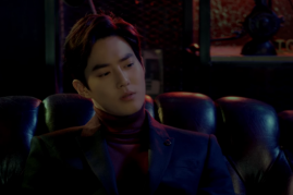 EXO's Suho in
