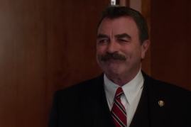 EXCLUSIVE: Tom Selleck and Bridget Moynahan Face Off in 'Blue Bloods' Season 6 Premiere
