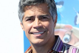 """Actor Esai Morales arrived at the premiere of Warner Bros. Pictures' """"Storks"""" at Regency Village Theatre on Sept. 17, 2016 in Westwood, California."""
