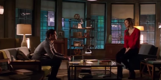 Scorpion 3x15: Walter & Paige ~ Stranded at Sea