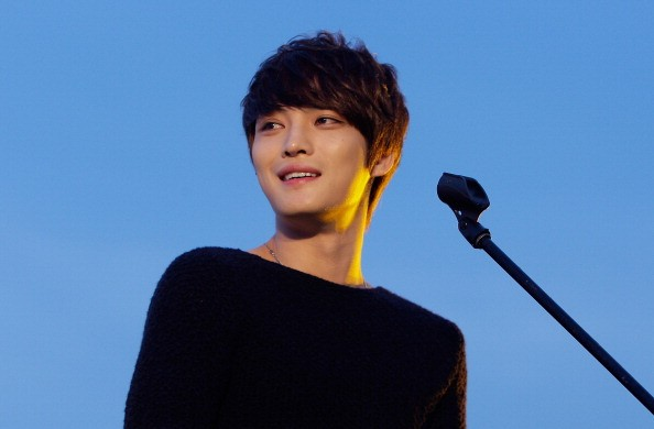 JYJ's Jaejoong in attendance during the second day of Busan International Film Festival.