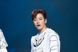 2PM's Junho performs at the K-Pop