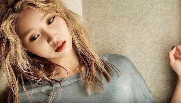 Former 2NE1 member Gong Minzy all set for her solo debut on April 17 with 'UNO' album.