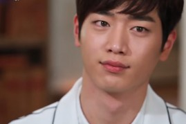 'Cheese in the Trap' actor Seo Kang Joon during an interview with 'Entertainment Weekly.'