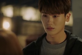 Park Hyung Sik confesses his love to Park Bo Young in episode 10 of 'Strong Woman Do Bong Soon.'