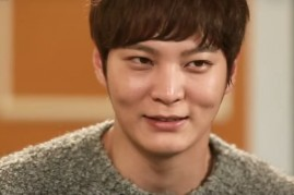 'My Sassy Girl' actor Joo Won during an interview with 'Entertainment Weekly.'