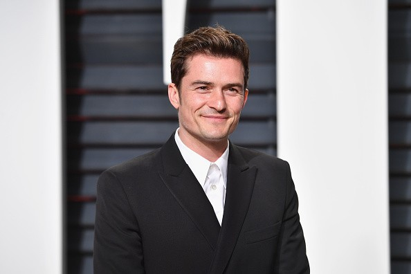 Orlando Bloom attends the 2017 Vanity Fair Oscar Party hosted by Graydon Carter at Wallis Annenberg Center for the Performing Arts on Feb. 26, 2017 in Beverly Hills, California.