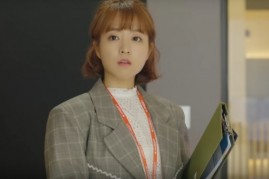 Park Bo Young playing the titular role on JTBC's 'Strong Woman Do Bong Soon.'