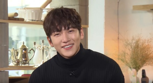 'Suspicious Partner' Ji Chang Wook during an interview with 'Entertainment Weekly.'