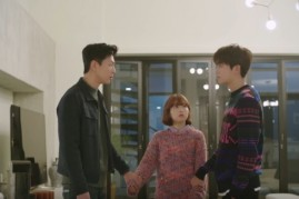 Ji Soo and Park Hyung Sik fight over Park Bo Young in 'Strong Woman Do Bong Soon.'