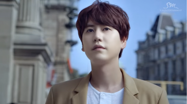 Kyuhyun is dropping a new single as gift for fans before leaving for the army this month.