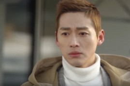 Actor Namgoong Min in episode of KBS drama