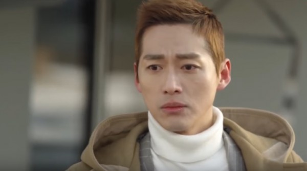 """Actor Namgoong Min in episode of KBS drama """"Chief Kim."""""""