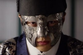 'Ruler: Master of Mask' leads Wednesday-Thursday late-night timeslot with premiere episode.