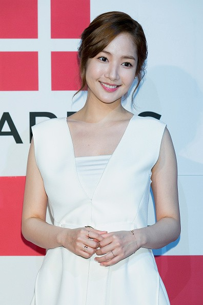 Park Min Young during the 'LEADERS' Cosmetic Global Launch event at Banyan Tree Club & Spa