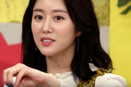 Jeon Hye Bin during her guest appearance on 'Happy Together 3.'
