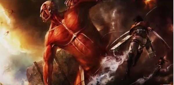 """Colossal Titan is ranked 8th amongst the 10 most strongest Titans as seen in """"Attack On Titans."""""""
