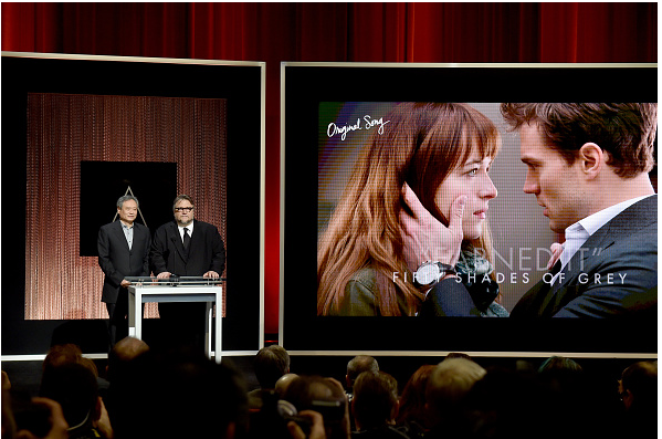 Fifty Shades Darker will hit cinemas on February 10, 2017.