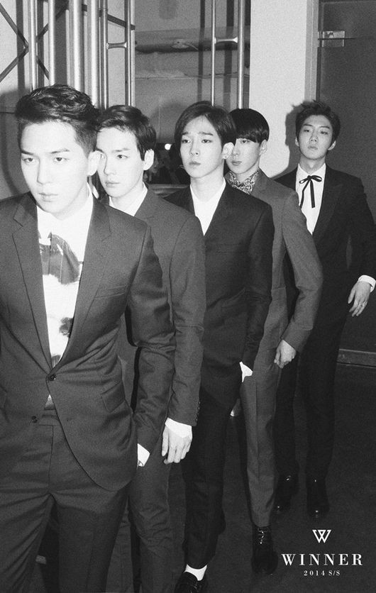 YG's new group Winner will be holding an autograph session for their debut album in Busan and Incheon.