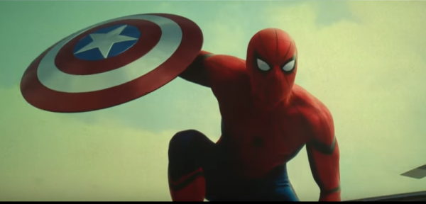 """Tom Holland stars as the young Peter Parker a.k.a Spiderman in the upcoming Marvel """"Spiderman: Homecoming"""""""