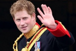 Prince Harry had a live HIV testing on Facebook.
