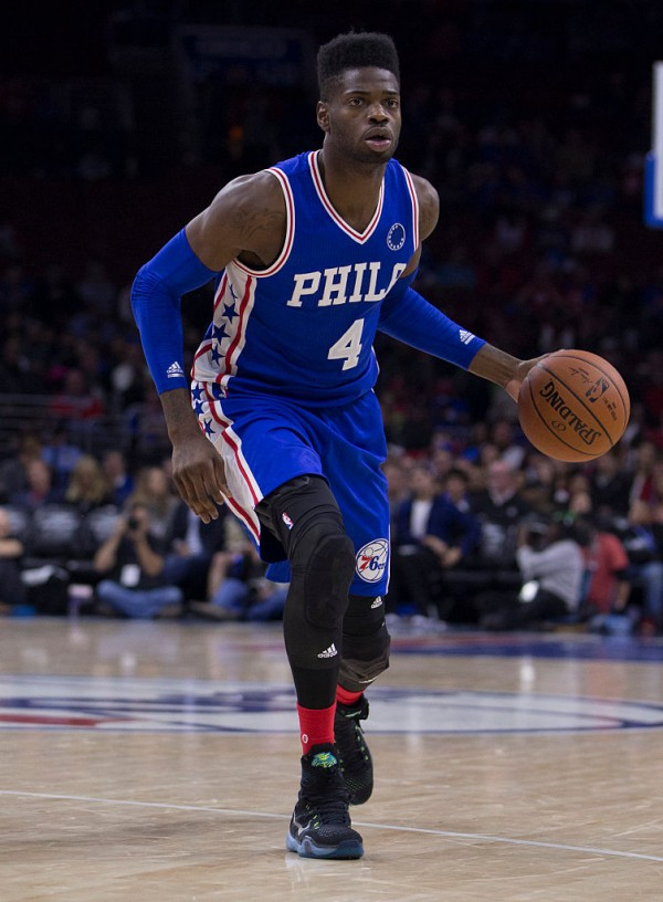 Philadelphia 76ers center Nerlens Noel