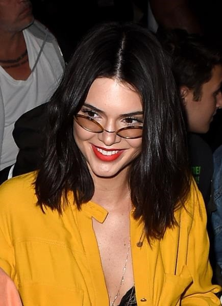 Model Kendall Jenner attended Tyler, the Creator's fashion show for Made LA at L.A. Live on June 11 in Los Angeles, California.